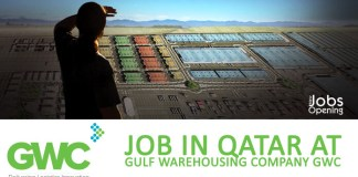 Gulf Warehousing Company jobs In Qatar Government 2019