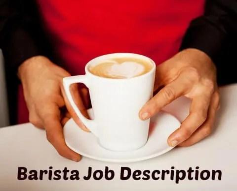 Barista Jobs In Sharjah