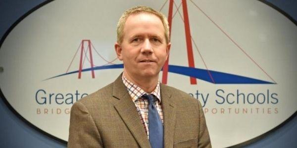 Mark Laughner, superintendent