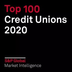 S&P Global Market Intelligence Best Performing Credit Union