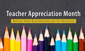 Celebrating Educators All Month Long