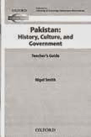 Pakistan: History Culture and Government by Nigel Smith