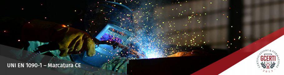 marcatura ce EN 1090-1 acciaio alluminio