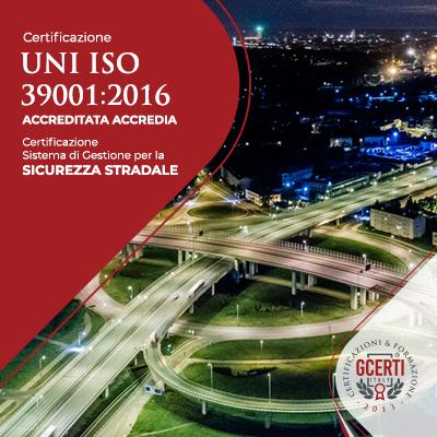 GCERTI ITALY ottiene accreditamento ISO 39001