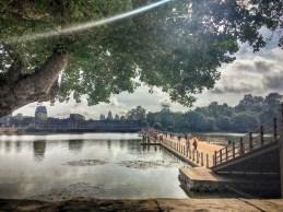 Angkor Wat - moat
