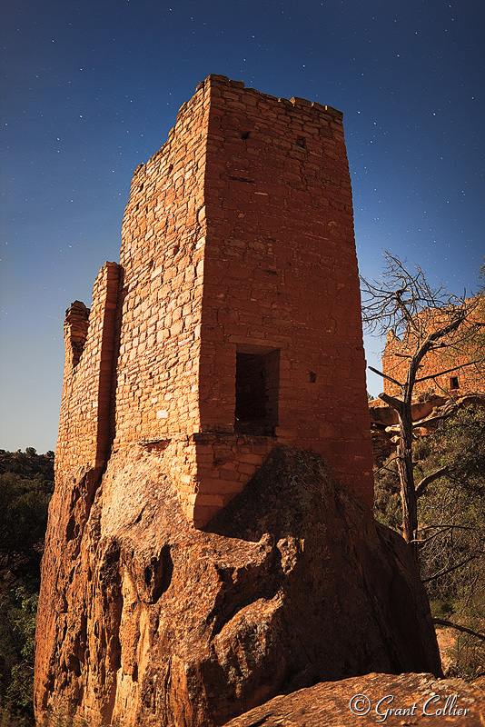 Hovenweep National Monument Holly Group Anasazi Ruins