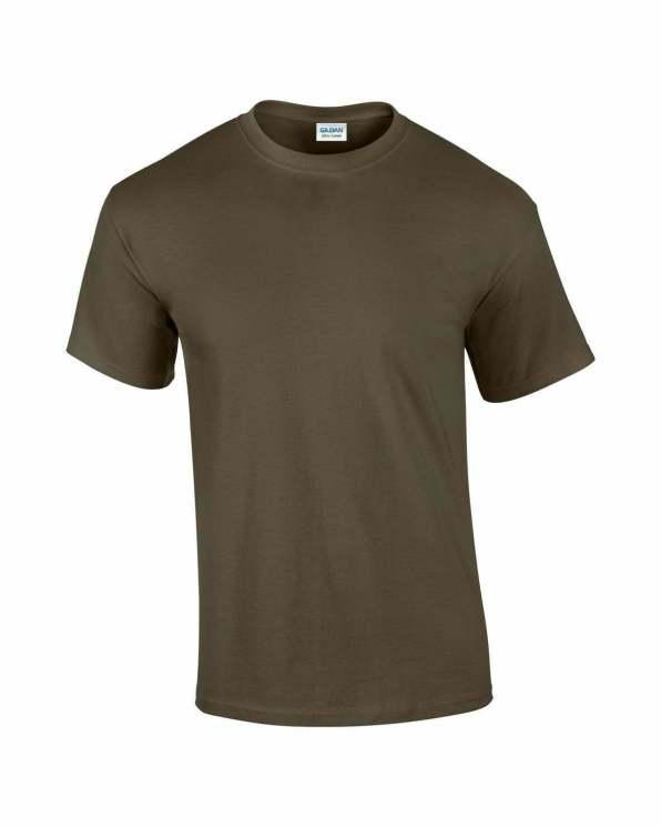Mens T-shirt Olive