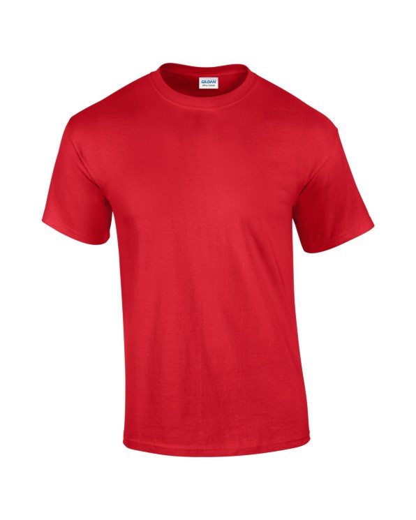 Mens T-Shirt Red