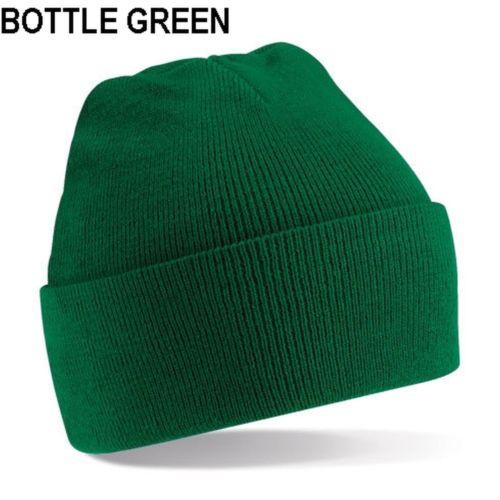 Beanie Hat Green