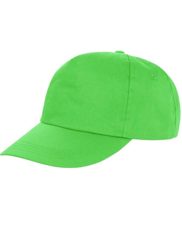 Memphis Cap Lime Green