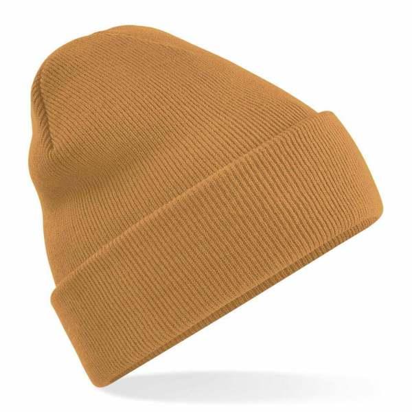 Beanie Hat Caramel
