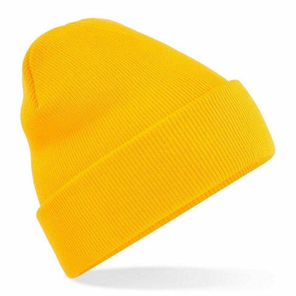 Beanie Hat Gold