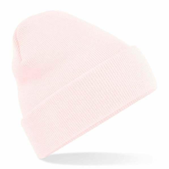 Beanie Hat pastel Pink