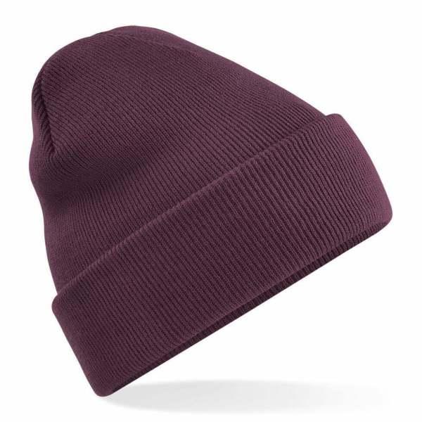 Beanie Hat plum