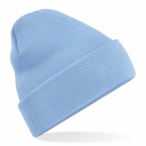 Beanie Hat Sky Blue