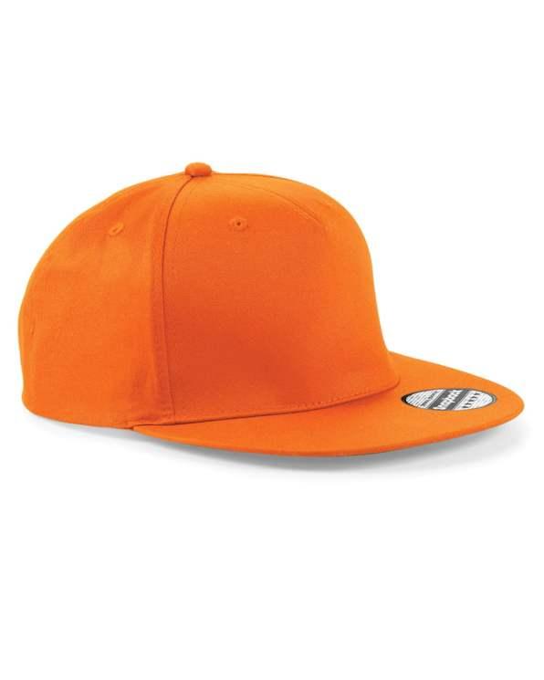 Snapback Orange