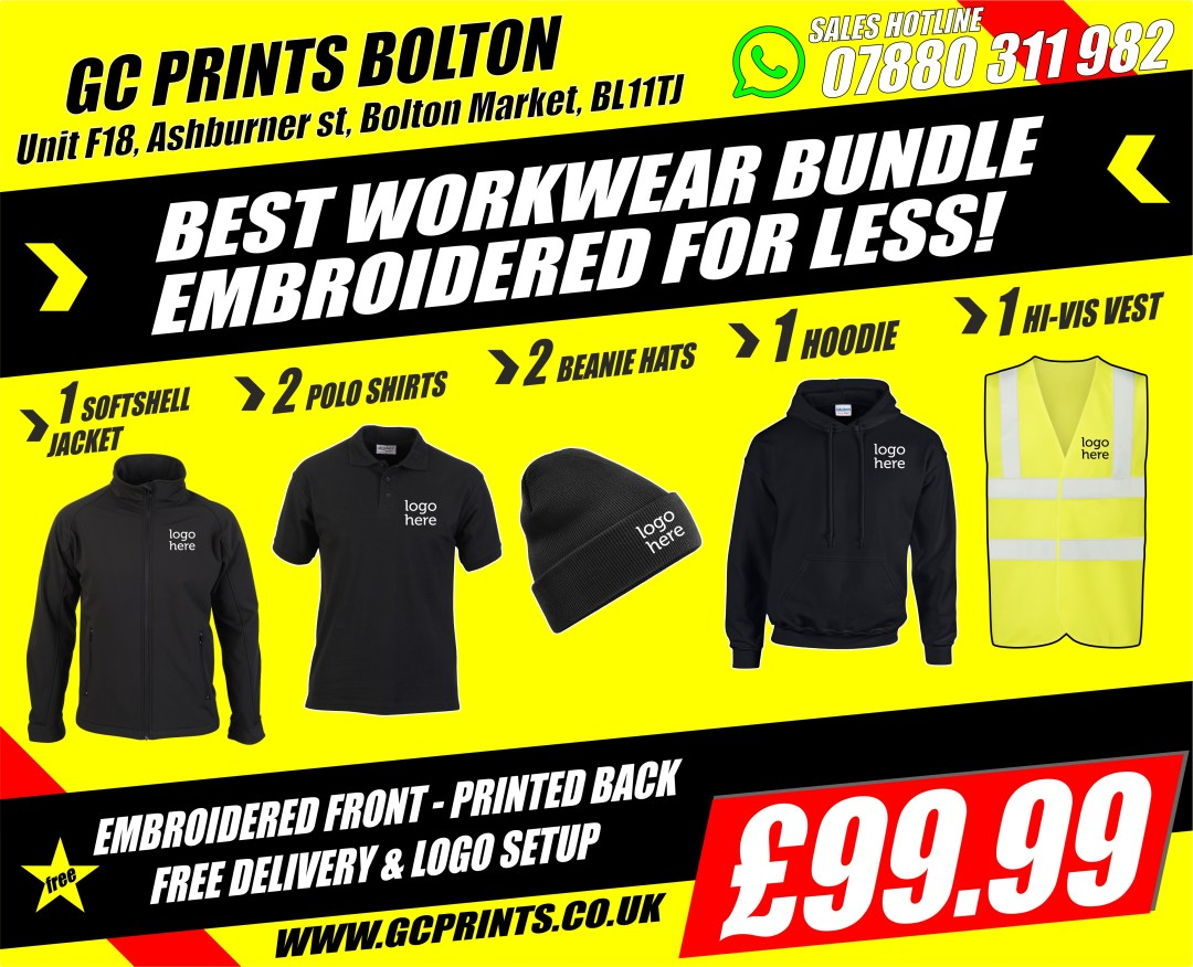 workwear uniform