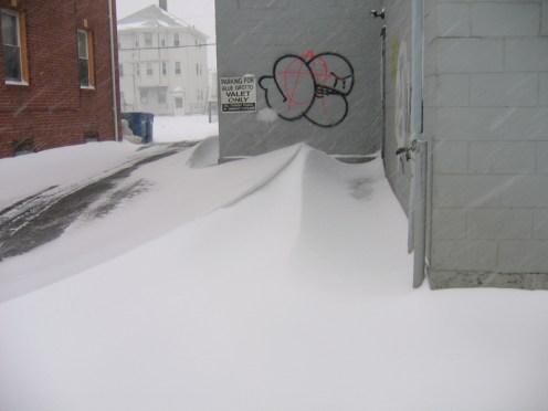 Blizzard | March 2, 2009