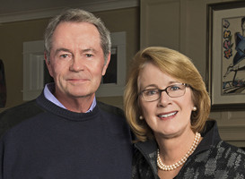 Frank and Cheryle Mitvalsky Enjoy Giving While Living