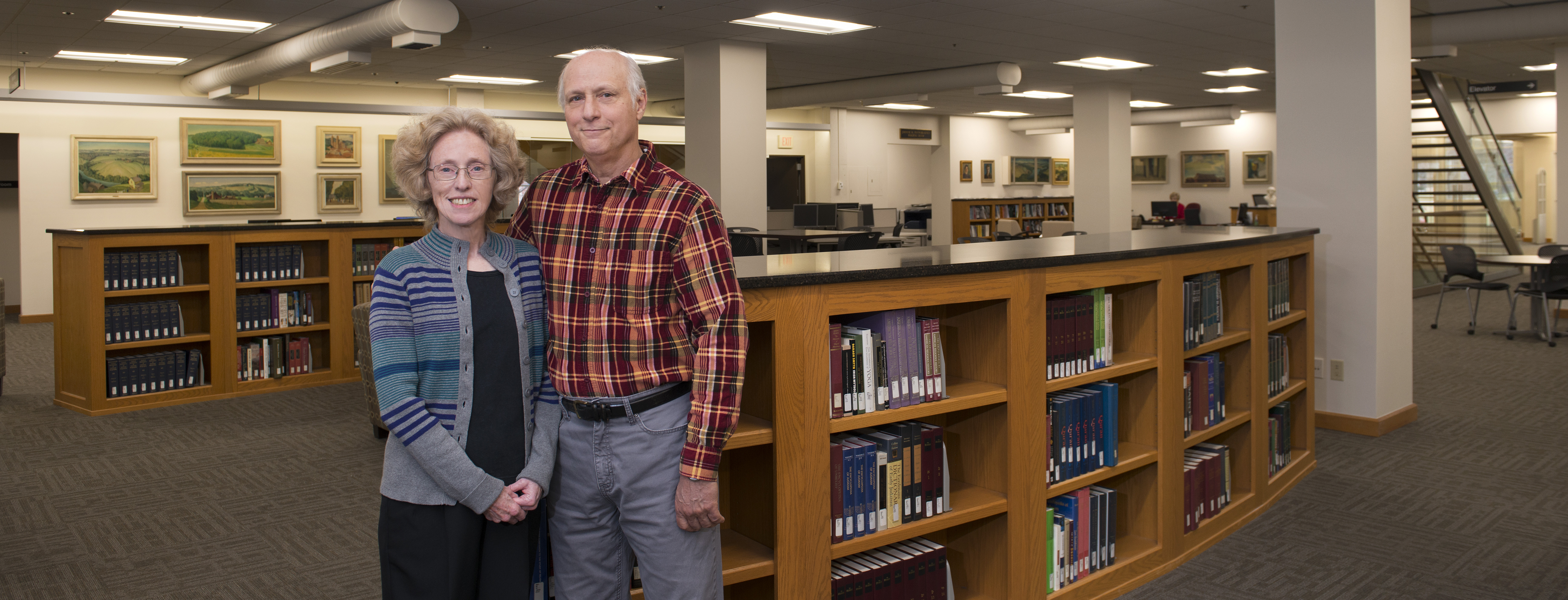 INHERITANCE BECOMES A MEMORIAL FUND TO HONOR PARENTS