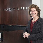 Maureen Kenney, attorney, Bradley & Riley PC, Cedar Rapids, Iowa, for the Greater Cedar Rapids Community Foundation, 4/7/2016.