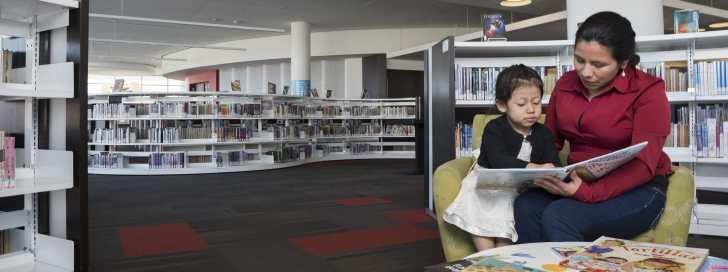 Cedar Rapids Library, GCRCF 2018