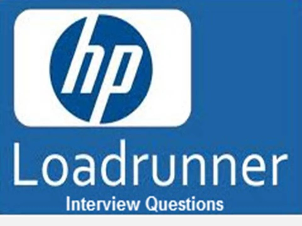 LoadRunner Interview Questions and Answers -2 - Software Testing