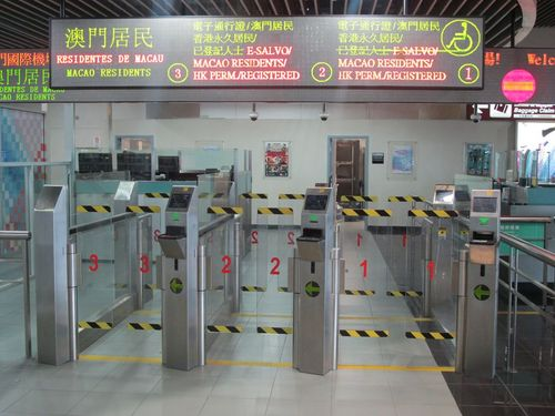 Australian travellers can use Macao's Automated Passenger ...