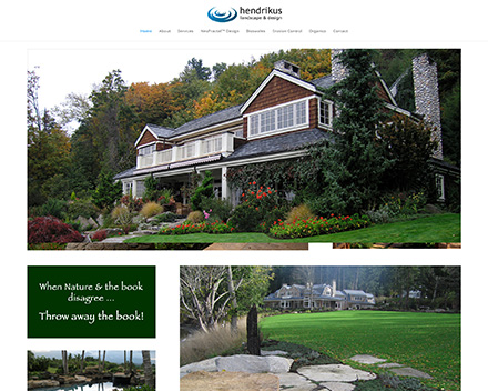 Neofractal Landscape Design Home Page