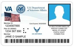 Veterans ID Card