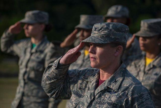 Honoring Women Veterans