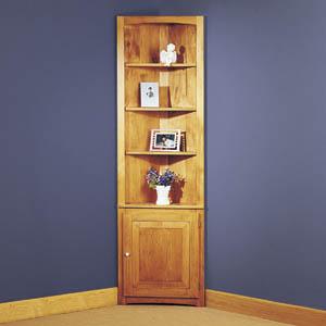 Corner Shelf Plans Free