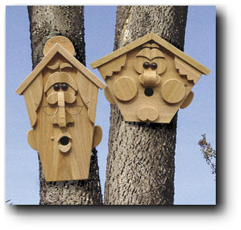 Free Bird House Woodworking Plans