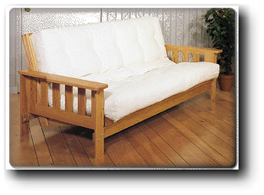 Futon Sofa Bed Woodworking Plans