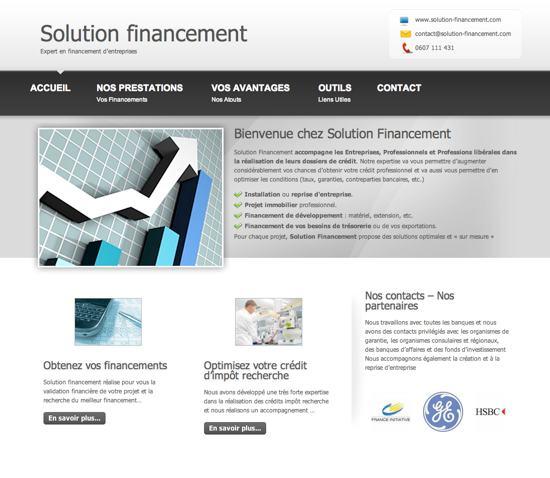 Solution-Financement