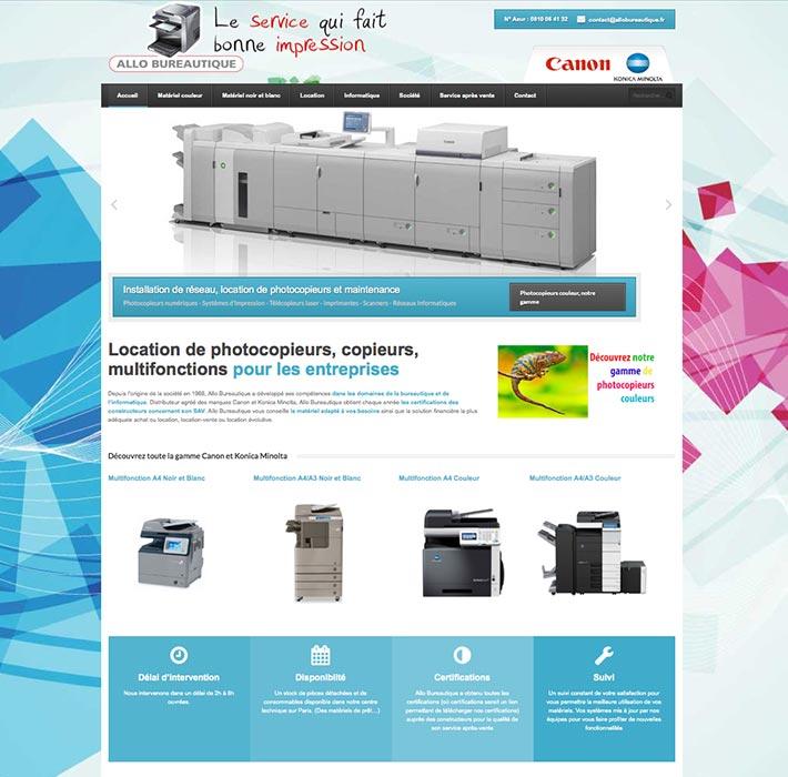 Location vente materiel bureautique gd6d for Vente materiel bureau