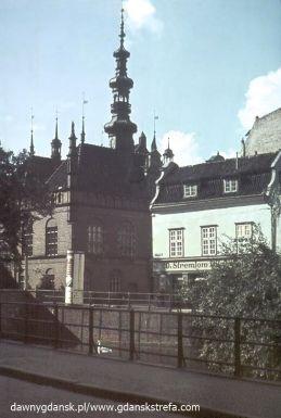 balustrada przed wojną, znalezione prawdopodobnie na forum dawnygdansk.pl