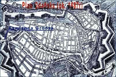 Stopień Kamienna Grodza była fragmentem fortyfikacji miasta Gdańska (źródło: strona Regionalnego Zarządu Gospodarki Wodnej w Gdańsku)