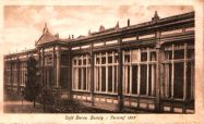 Cafe Derra 1889 rok