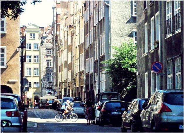ulice Powroźnicza i Kotwiczników