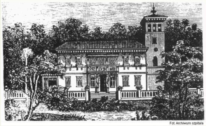 pałac na Stawowiu Heinricha Behrenda