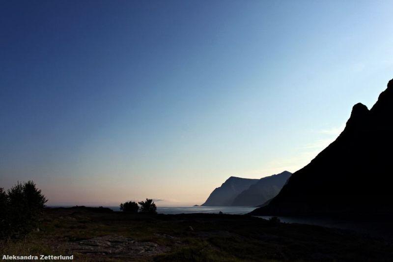 Na miasteczku Å kończą się Lofoty, dalej jest już tylko ocean