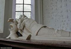 Kościół Skokloster, sarkofag Hermana Wrangla