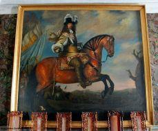 Pałac Skokloster, Carl Gustaf Wrangel himself!
