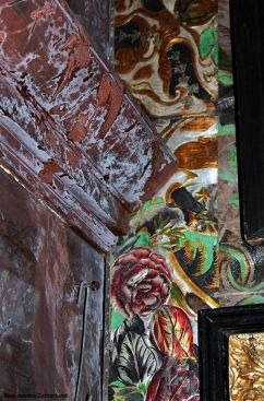 Palac Skokloster, XVII-wieczna tapeta