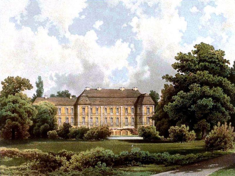 Heinrichsdorf w XIX wieku