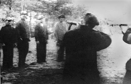 egzekucja w Piaśnicy