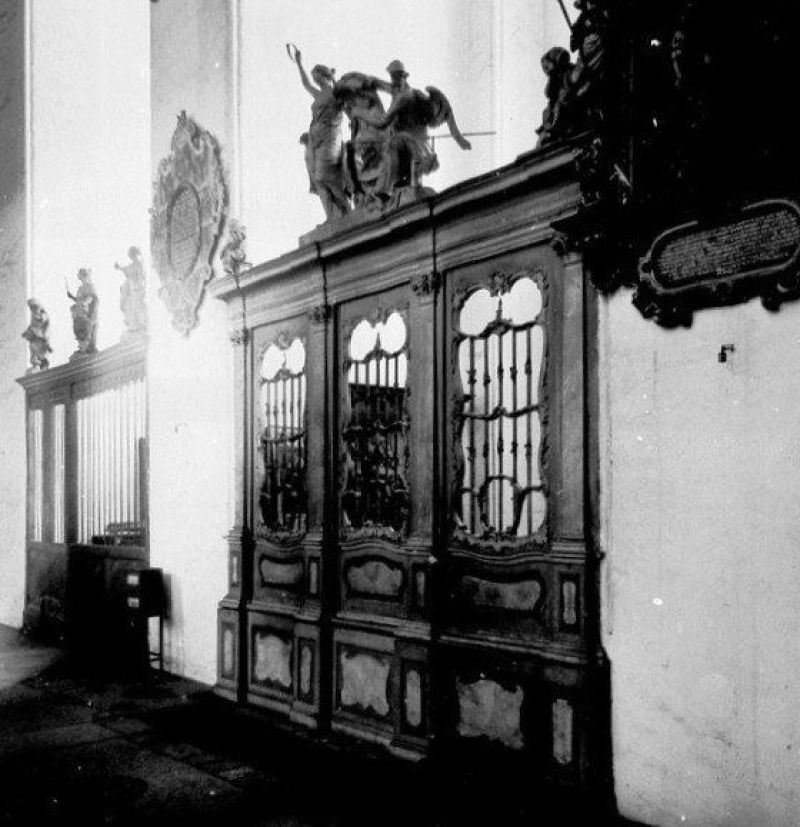 kaplice w kościele Mariackim