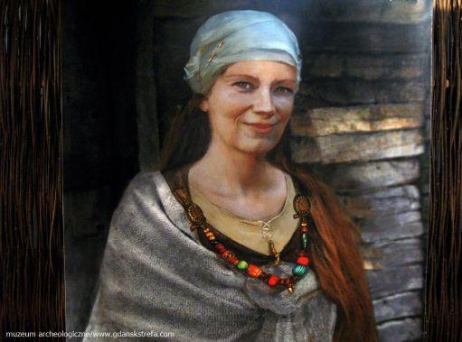 Wizerunek kobiety z I w. n.e.