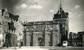 Brama Wyżynna i Pomnik Cesarza Wilhelma I